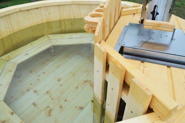 glamping hot tub