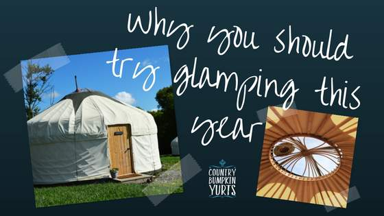 glamping in the east midlands
