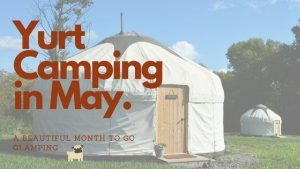 Yurt Camping in the UK in May; How to Prepare for your Glamping Adventure