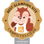 best glamping site - campsites.co.uk