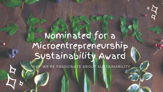 Sustainability nominated