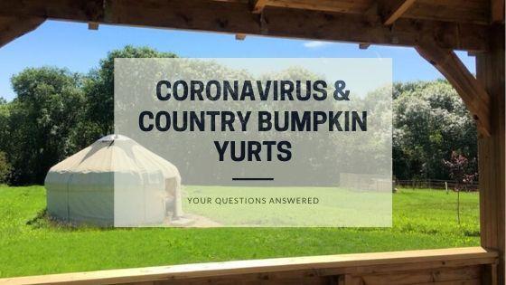Glamping during coronavirus
