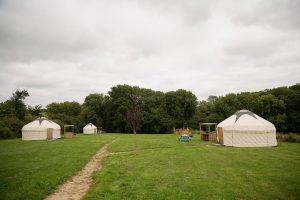 Yurt Booking