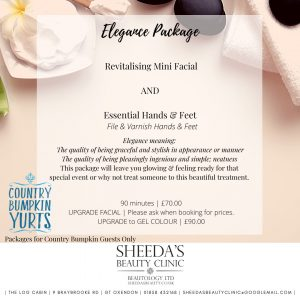 Sheeda's Beauty Treatment Package