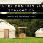 Yurt Staycation 2021