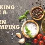 how to cook like a pro when glamping in yurts